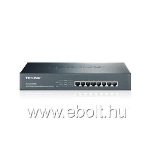TP-Link TL-SG1008PE 8 port Gigabit PoE+ switch