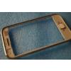 Samsung S6802 Galaxy Ace Duos előlap keret fehér*