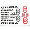 GILERA MATRICA KLT. GILERA FEKETE-PIROS / GILERA - UNIVERZÁLIS