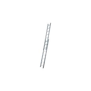 Jkh létra kitolható 2x10 fokos (alu)