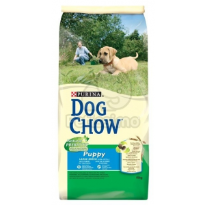 Dog Chow Dog Chow Puppy Large Breed Turkey 14 kg