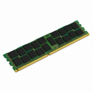 Kingston 4GB 1600MHz DDR3 ECC Reg CL11, 1R, X8, 1.5V DIMM (KVR16R11S8/4)