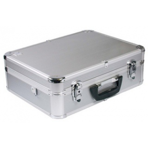 Dörr Silver 40 alukoffer + előmetszett szivacsbetét (D485040)