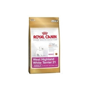 Royal Canin West Highland Terrier Adult Kutyaeledel 3 kg