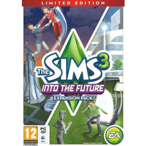 Electronic Arts THE SIMS 3 INTO THE FUTURE (EP11) HU PC