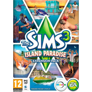 Electronic Arts THE SIMS 3 ISLAND PARADISE (EP10) HU PC