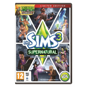 Electronic Arts THE SIMS 3 SUPERNATURAL (EP7) HU PC