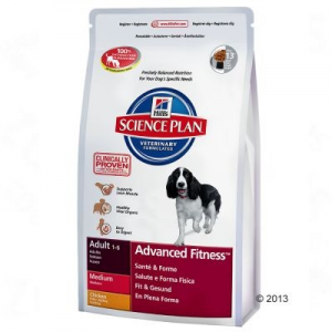 Hill's Sience Plan Hill's Canine Adult csirke - 12 kg