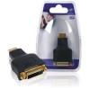 HQ HDMI - DVI aranyozott adapter HQ / hqssvc003
