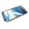 4world Galaxy Note 2 tok fehér műbőr (09131)