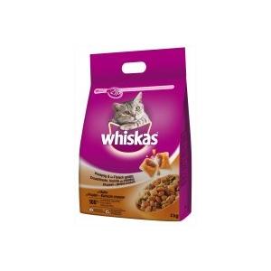 Whiskas Csirkés Macskaeledel, 4 kg