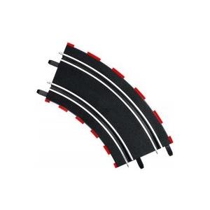 Carrera 61617 GO/D143 Kanyar, 45°, 4db