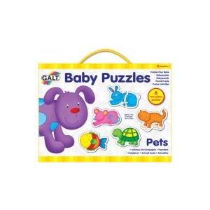 Galt Baba puzzle - Háziállatok