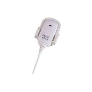 Hama SC-460 Clip Microphone White/Black (42460)