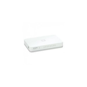 D-Link GO-SW-8G 8 portos Gigabit Desktop Switch