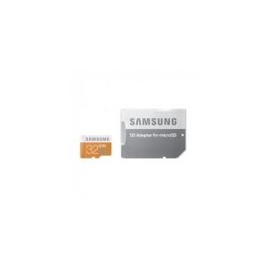 Samsung MicroSD kártya ADAPTERREL 32GB EVO, MB-MP32DA/ EU (Class10, UHS-1 Grade1, Up to 48MB/ S, blister)
