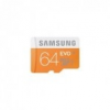 Samsung MicroSD kártya ADAPTER NÉLKÜL 64GB EVO, MB-MP64D/ EU (Class10, UHS-1 Grade1, Up to 48MB/ S, blister)