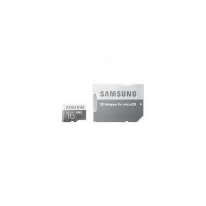 Samsung MicroSD kártya ADAPTERREL 16GB PRO MB-MG16DA/ EU (Class10, UHS-1 Grade1, R90/ W50, blister)