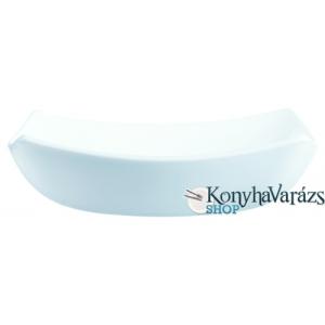 LUMINARC QUADRATO fehér tányér mély 20 cm