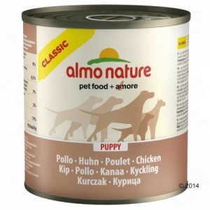 Almo Nature Classic 6 x 280 g / 290 g - Tonhal & csirke (290 g)