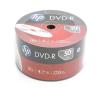 HP DVD-R 4.7GB 16X Shrink (50) írható és újraírható média
