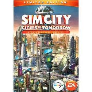 Electronic Arts SIMCITY CITIES OF TOMORROW HU PC