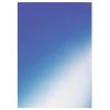 Leitz Hátlap, A4, 240 g, fényes, , kék
