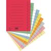 DONAU Regiszter, karton, A4, , vegyes színek