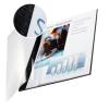 Leitz Könyvkötőborító, 7 mm, 36-70 lap, A4,