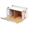 ESSELTE Archiváló konténer, karton, előre nyíló,