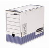 """FELLOWES Archiváló doboz, 150 mm, """"BANKERS BOX® SYSTEM by ®"""", kék"""