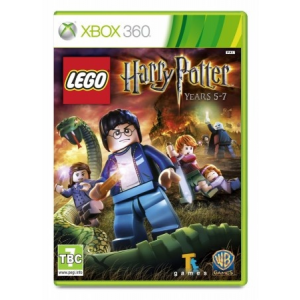 WB Games Lego Harry Potter Xbox 360