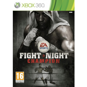 EA Sports FIGHT NIGHT CHAMPION HU XBOX 360