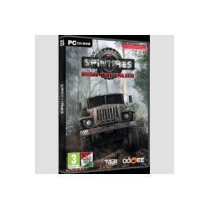 SCS Software Spintires PC