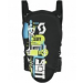 Scott Back Protector Jr Soft Acti, Fekete, XS