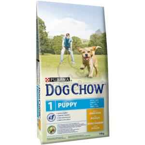 Dog Chow Puppy Chicken 14 kg
