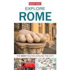 Rome (Explore Rome) Insight Guide utazás