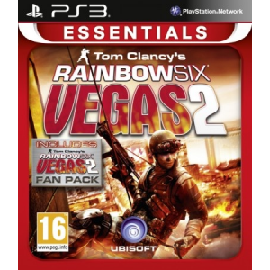 """Rainbow Six Vegas 2 Complete Edition Essentials PS3"""