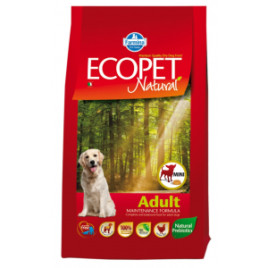 Ecopet Natural Adult Mini 2,5 kg