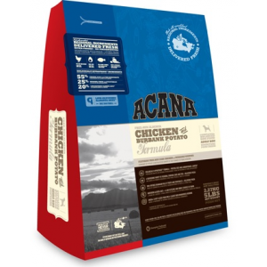 Acana Adult Chicken& Burbank Potato kutyatáp 18 kg