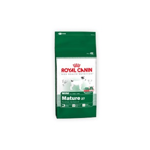 Royal Canin Mini Mature +8 kutyatáp 0,8 kg