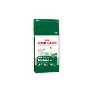 Royal Canin Mini Mature +8 kutyatáp 0,8 kg