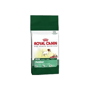 Royal Canin Mini Junior kutyatáp 4 kg