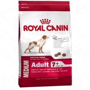 Royal Canin Medium Adult 7+ kutyatáp 15 kg