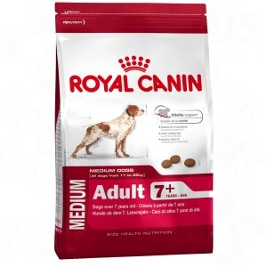 Royal Canin Medium Adult 7+ kutyatáp 4 kg