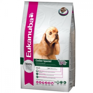 Eukanuba Adult Cocker Spaniel 2,5 kg