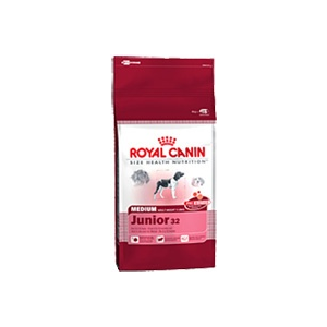 Royal Canin Medium Junior kutyatáp 15 kg