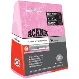 Acana Lamb & Apple kutyatáp 2,27 kg