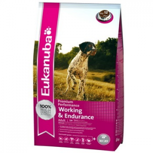 Eukanuba Performance Working & Endurance 15 kg