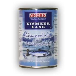 Amora Amora Feinschmecker 400g Tengeri hal&Homoktövis&Alma